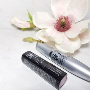 Avon Black Mascara and Mauve Lipstick Bundle